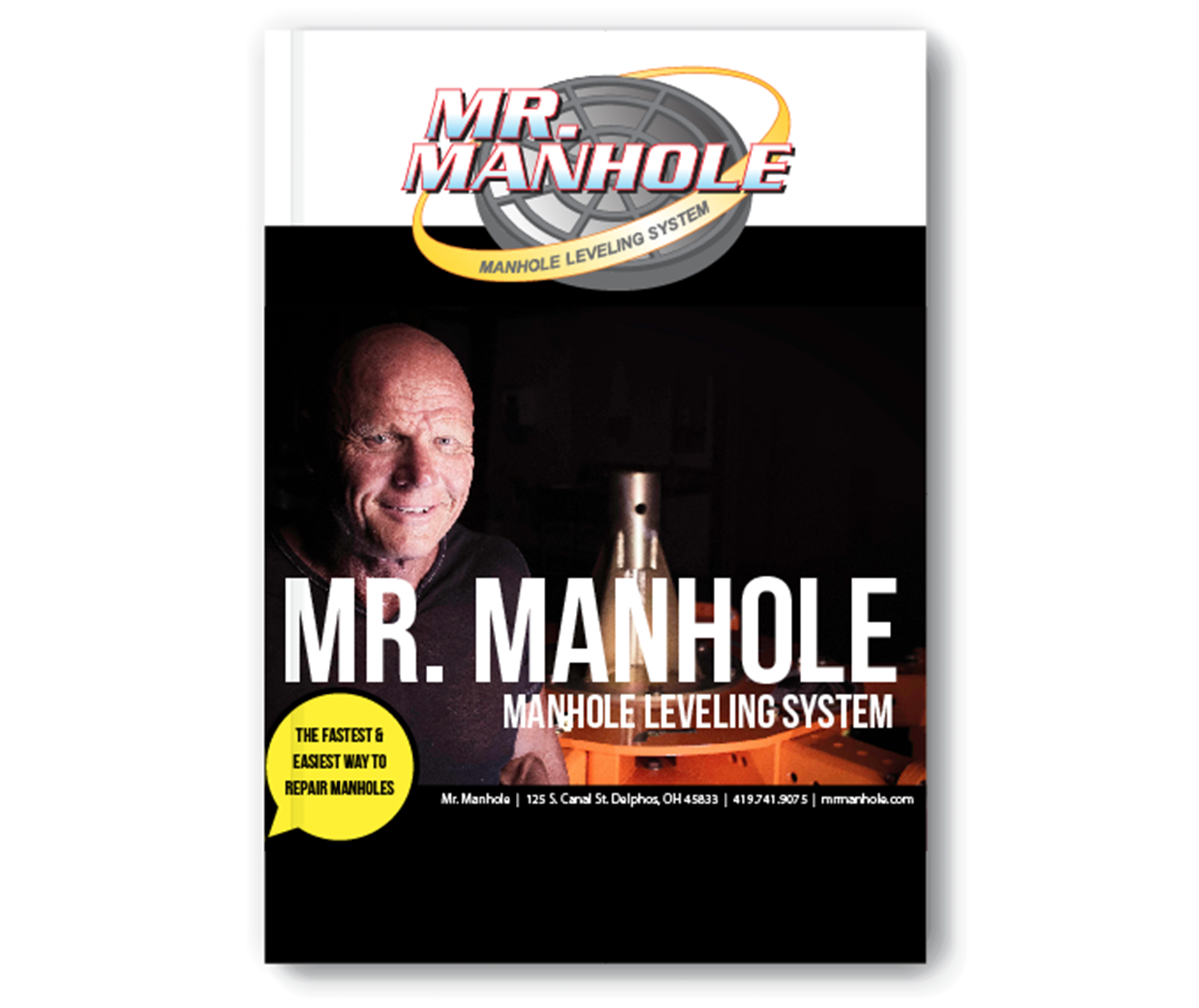 Mr. Manhole Book